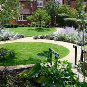 the edwardian semi - Garden Design Uk