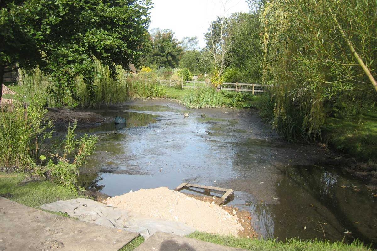 Water Restoration Project