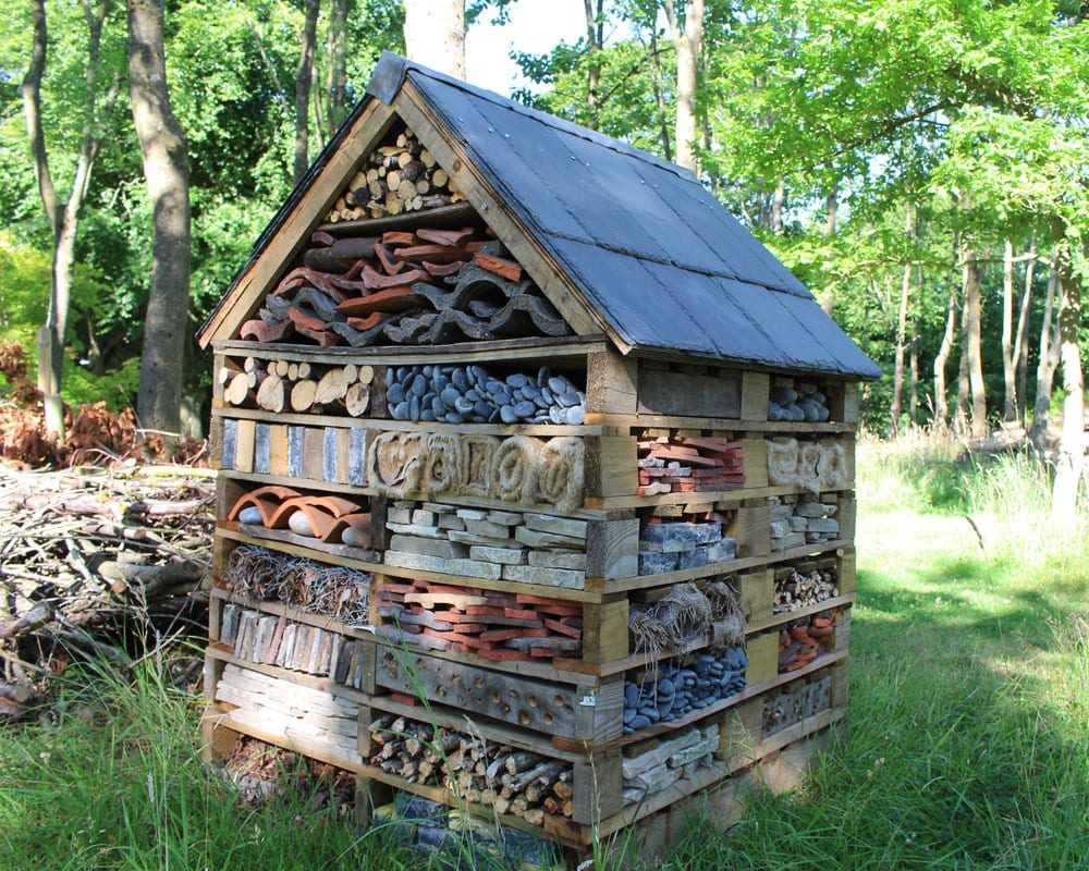 Eco Bug Hotels Garden Design Co