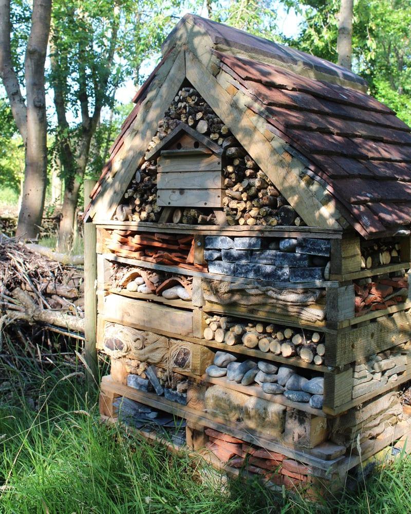 Eco Bug Hotels Garden Design Co