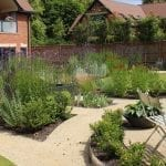 garden design gravel garden