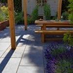 garden design terrace