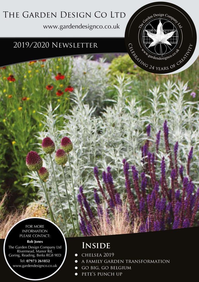Newsletter 2019/ 2020