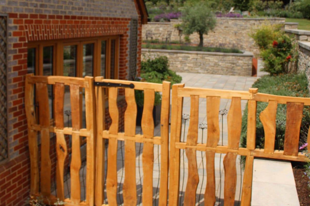 garden review custom gates