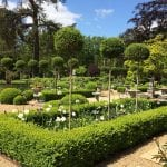 The Parterre; clipped chic