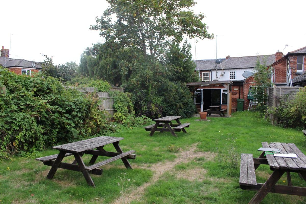 A pub transformed